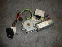 BMW E36 1994r.Zmiana przycisku w szyberdachu prosze o pomoc.