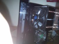 PS3 - Modyfikacja chłodzenia i coś się przegrzewa