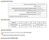 zamek szyfrowy ORNO OR-ZS-803 nie zwalnia zaczepu R2