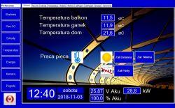 Dom + fatek + arduino + modbus +C#