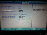 Toshiba Equium A100-306 - Zatrzymuje się przy instalacji Windows XP.