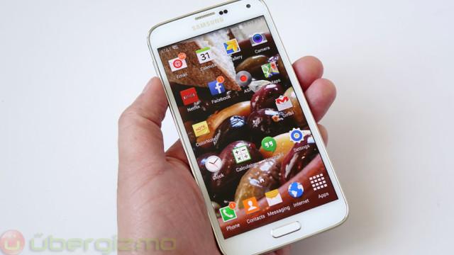 Galaxy S5 - autoryzacja p�atno�ci PayPal czytnikiem odcisk�w palca mo�liwa