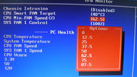 MSI 760GMA-P34FX - Zbyt duże obroty wentylatora CPU