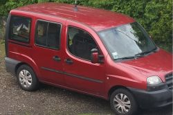 Fiat Doblo benzyna - wymiana szczotek alternatora