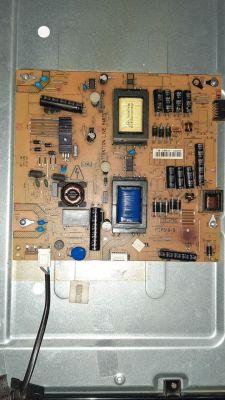 Dump Akai TVL391 main 17mb82s