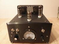 Wzmacniacz lampowy stereo