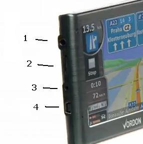 Nawigacja Vordon - jak użyć złącza AV?