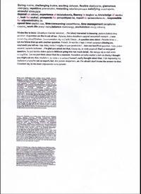Drukarka canon pixma mg3150 rozlewa litery oraz tworzy białe paski