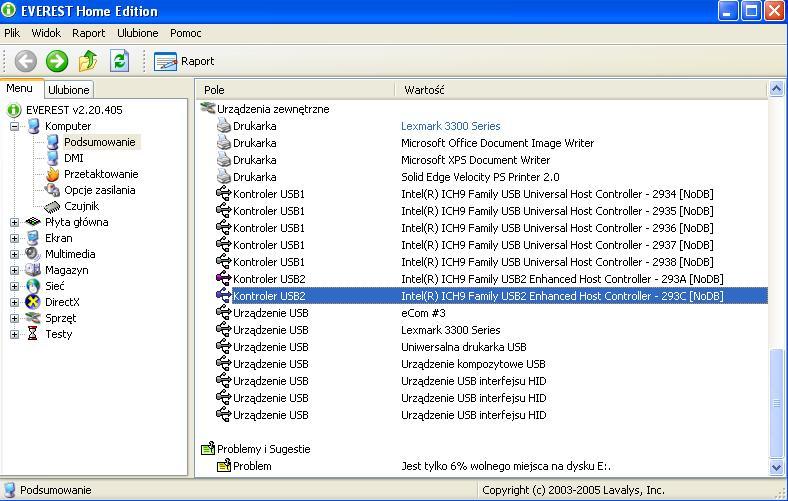 USB 2.0 Dell Optiplex 755