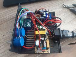Modułowy zasilacz 24V/1.5A z wyjściem USB