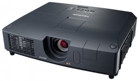 Projektor ViewSonic Pro9500 3LCD Projector dla du�ych pomieszcze�