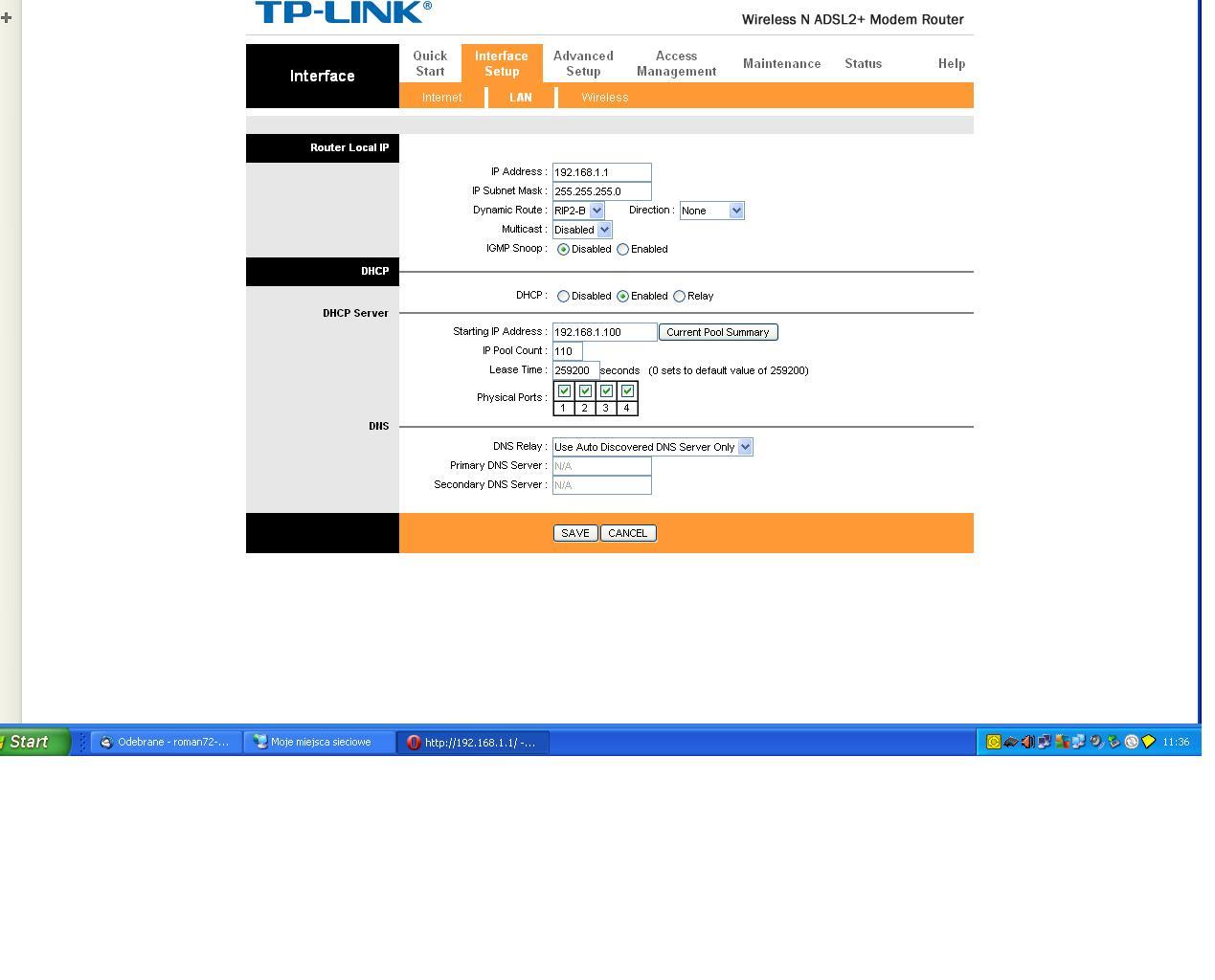Tel Sony BRAVIA 46HX720 - Tworzenie sieci DLNA