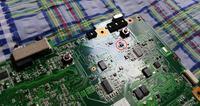 ASUS F3sc - prośba o identyfikację elementu płyty głównej