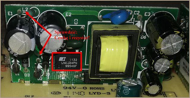 Zmywarka Whirlpool ADP750 IX - Wszystko zgasło