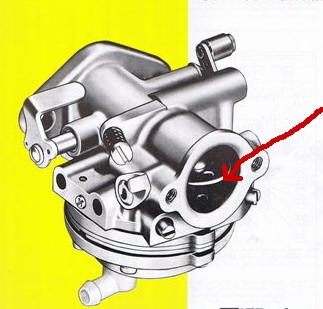 Dolpima ps290 - wycieka paliwo z gaźnika
