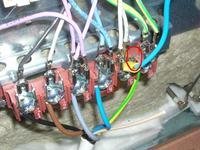AEG E59012-4-M (PNC 940 320 222) piekarnik - błąd F8