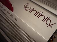 [Sprzedam] INFINITY Reference RA 7502 - 2 Kanały 600W !JEDYNY