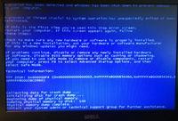 Dell Latitude E6500 w7hp x64 - 0x000000F4 i 0x0000007A