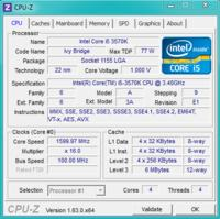 Intel i5-3570k + MSI Z68A-G43 + HD6770 = black screen, zwiecha i buczenie