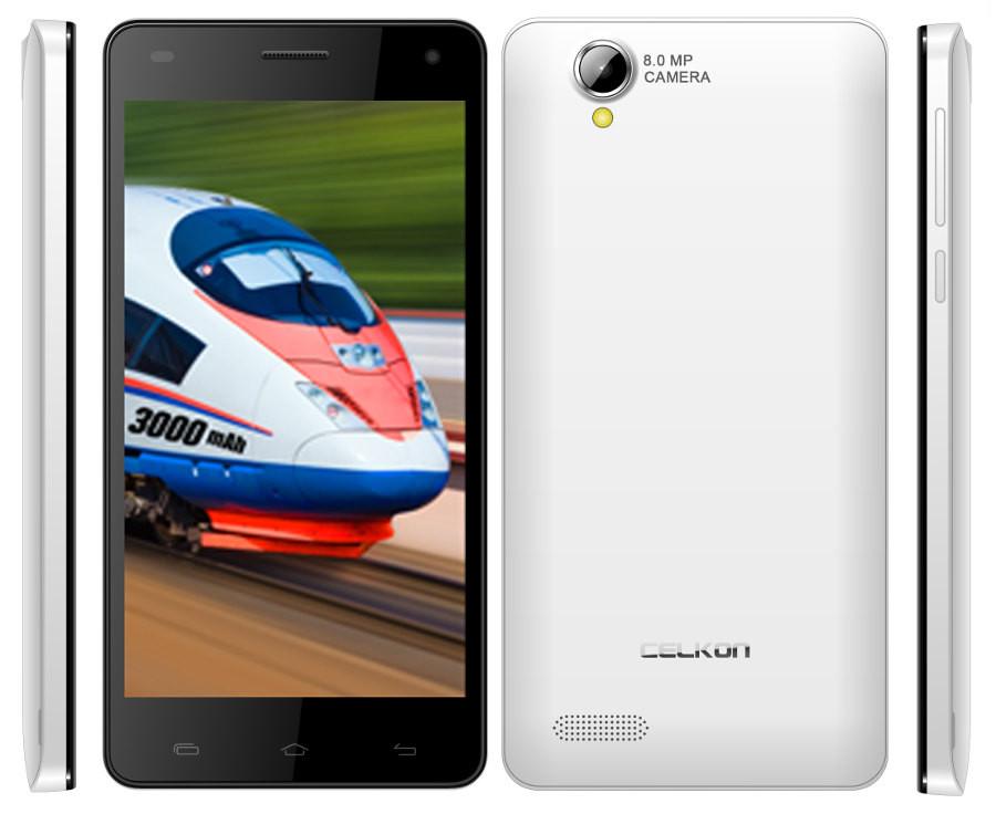 Celkon Millennium Power Q3000 - 5-calowy smartfon z Androidem 4.4 za ok. 460z�.