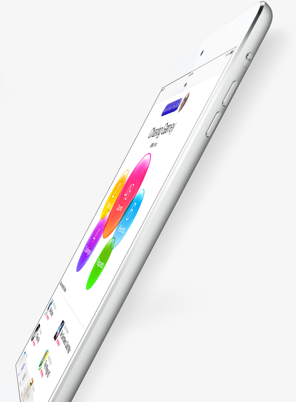 iPad mini z ekranem Retina, LTE i 128 GB pami�ci Flash w sprzeda�y w listopadzie