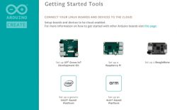 Przyjazne Linuxowi systemy Arduino dla rozwoju Internetu Rzeczy