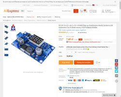 Nietypowe wykorzystanie chińskiego modułu- tester diod Zenera XL6009