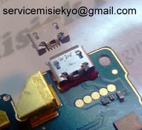 Sony Ericsson X8 E15i - Nie ładuje - uszkodzone gniazdo czy płyta?