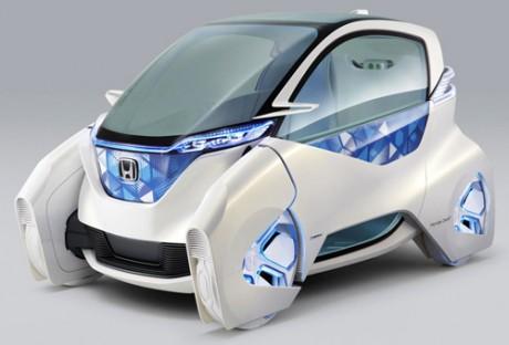 Samochód elektryczny Honda Micro Commuter na targach Tokyo Motor Show 2011