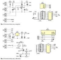 Zestaw (nadajnik + odbiornik) do zdalnego sterowania urządzeniem
