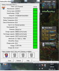 acer 7535 po wyci�gnieciu baterii AS07B31 przesta� j� widzie�