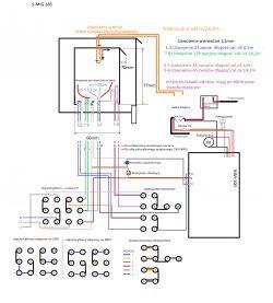 Powermat s-185 migomat, przełącznik.