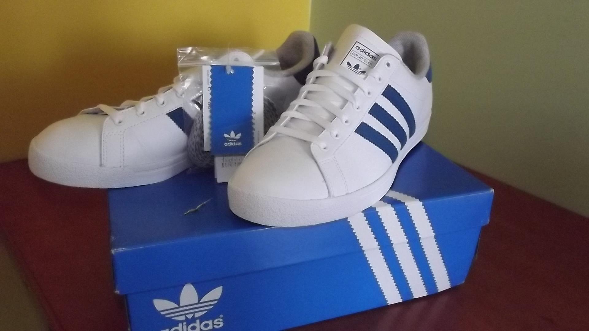 cf8144a7d9910 Oryginalne BIAŁE buty ADIDAS, 45 rozmiar TANIO - Sprzedam - forum ...