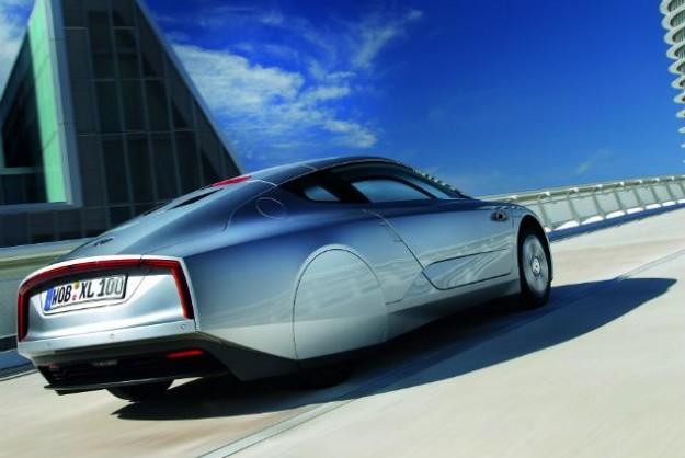 Wchodzi do produkcji Volkswagen XL1 Hybrid - na 111km spali 1 litr paliwa