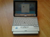 [Sprzedam] Sprzedam małe laptopy netbooki Sony Vaio, Fujitsu Siemens sprawne!