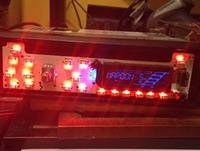 Radio Peiying PY-6332 - jaka dioda podświetlająca pod wyświetlacz