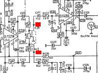 Radioodbiornik Amator Stereo DSS101 cicho gra