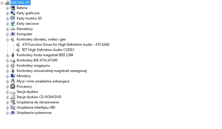 Dell Studio 1555 - wy��czaj�cy si� d�wi�k