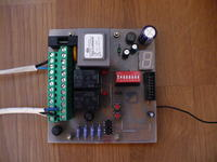 Bezprzewodowy sterownik oświetlenia