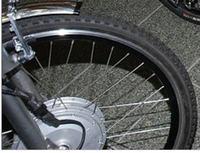 DIY: Rower napędzany silnikiem elektrycznym