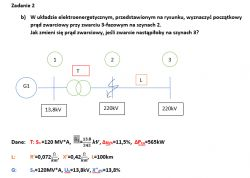 Systemy i sieci elektroenergetyczne.