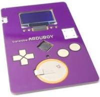 Arduboy czyli wizyt�wka z gr� Tetris