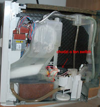 BOSH SKT5102EU /09 - Pobiera za ma�o wody i w��cza program zmywania