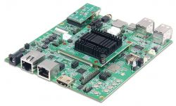 DB1126 - płytka prototypowa z RV1126, NPU 2.0 TOPS, Embedded Linux