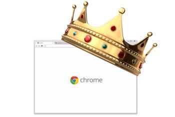 Chrome 15 najpopularniejszą przeglądarką na świecie
