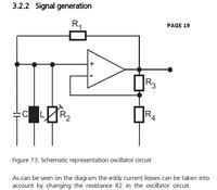 Inductive Proximity Sensor Design