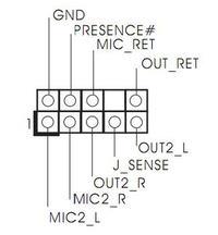 ASRock G31M-GS - Podłączenie płyty głównej