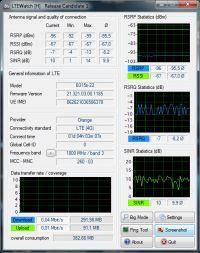 Anteny LTE do routera Huawei B315