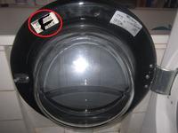 Pralka Whirlpool AWOE 8758 demontaż frontu, tylnej klapy i wymiana grzałki