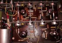 Wzmacniacz Philips AG9016 - Delikatne brumienie - modyfikacja.